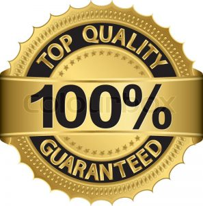 Quality Guaranteed Logo