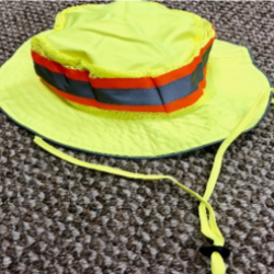 Mesh and Solid Ranger Hat